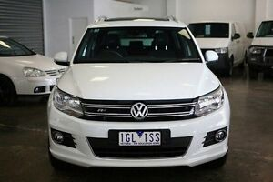 2016 Volkswagen Tiguan 5N MY16 132TSI DSG 4MOTION 7 Speed Sports Automatic Dual Clutch Wagon Frankston Frankston Area Preview