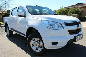 2016 Holden Colorado White Sports Automatic Utility Rose Park Burnside Area Preview