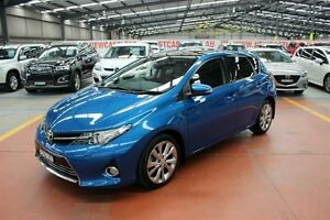 2013 Toyota Corolla ZRE182R Levin S-CVT ZR Tidal Blue 7 Speed Constant Variable Hatchback Maryville Newcastle Area Preview