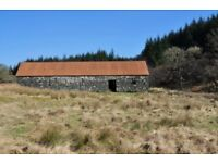 Land in the Scottish Highlands for sale