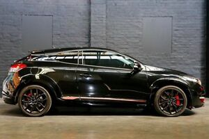 2013 Renault Megane III D95 R.S. 265 Cup+ Star Black 6 Speed Manual Coupe Northbridge Perth City Area Preview