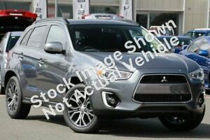 2016 Mitsubishi ASX XB MY15.5 LS 2WD Grey 6 Speed Constant Variable Wagon Hamilton East Newcastle Area Preview