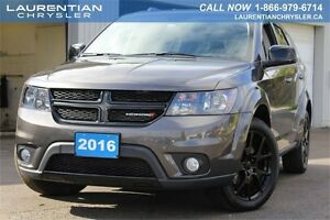 2016 Dodge Journey SXT-ACCIDENT FREE+EXTENDED WARRANTY