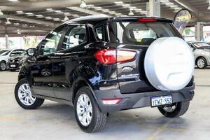 2014 Ford Ecosport TITANIUM PWRSHIFT BK Black Sports Automatic Dual Clutch Wagon