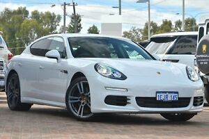 2014 Porsche Panamera 970 MY14 Diesel GT Tiptronic White 8 Speed Sports Automatic Sedan Osborne Park Stirling Area Preview