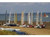 CHEAP FIRST CARAVAN, Steeple Bay, Burnahm, Jaywick, Essex, Hit the Link-->