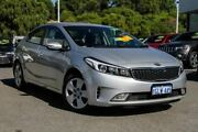 2017 Kia Cerato YD MY17 S Silver 6 Speed Sports Automatic Sedan Glendalough Stirling Area Preview