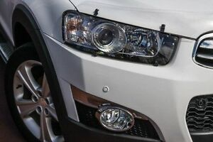 2013 Holden Captiva CG Series II MY12 White 6 Speed Sports Automatic Wagon East Rockingham Rockingham Area Preview