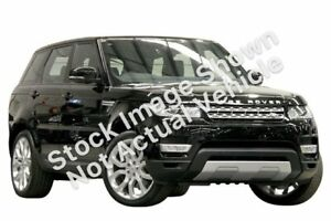 2014 Land Rover Range Rover Sport L494 MY15 SDV6 HSE Black 8 Speed Sports Automatic Wagon