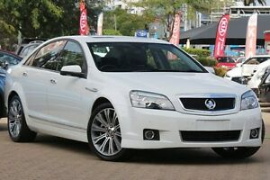 2015 Holden Caprice WN MY15 V White 6 Speed Auto Active Sequential Sedan Zetland Inner Sydney Preview