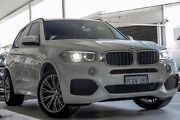 2015 BMW X5 F15 xDrive30d White 8 Speed Sports Automatic Wagon Myaree Melville Area Preview