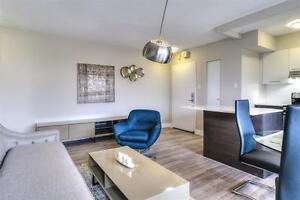 Plateau! Renovated Large Suites-Mins To Parc La Fontaine-3 ½