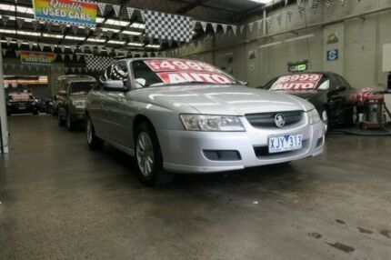 2006 Holden Commodore VZ MY06 Acclaim 4 Speed Automatic Sedan Mordialloc Kingston Area Preview