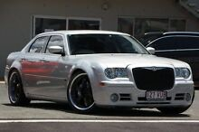 2007 Chrysler 300C MY2007 SRT-8 Silver 5 Speed Sports Automatic Sedan Tweed Heads South Tweed Heads Area Preview