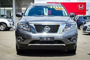 2016 Nissan Pathfinder R52 Series II MY17 ST X-tronic 2WD Grey 1 Speed Constant Variable Wagon