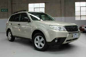 2009 Subaru Forester S3 XS Gold Sports Automatic Wagon Knoxfield Knox Area Preview
