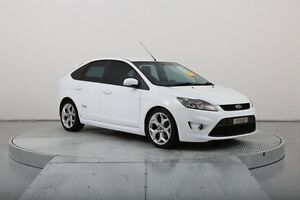 2008 Ford Focus LV XR5 Turbo 6 Speed Manual Hatchback Old Guildford Fairfield Area Preview