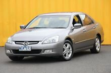 2007 Honda Accord MY07 VTi Grey 5 Speed Automatic Sedan Heatherton Kingston Area Preview