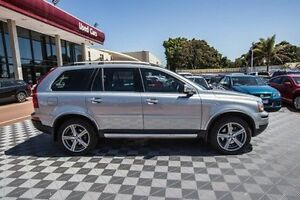2011 Volvo XC90 P28 MY11 D5 Geartronic R-Design Silver 6 Speed Sports Automatic Wagon Alfred Cove Melville Area Preview
