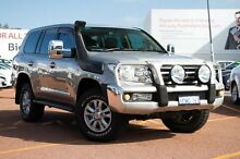 2007 Toyota Landcruiser VDJ200R Sahara Sunset 6 Speed Sports Automatic Wagon Balcatta Stirling Area Preview