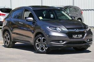 2016 Honda HR-V Grey Constant Variable Hatchback Ferntree Gully Knox Area Preview