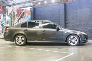 2009 Ford Falcon FG XR6 Grey 5 Speed Sports Automatic Sedan