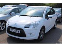Citroen C3 1.4 White 5dr