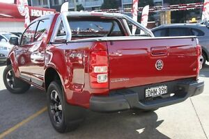 2016 Holden Colorado RG MY16 LS (4x4) Sizzle 6 Speed Automatic Crewcab Homebush Strathfield Area Preview