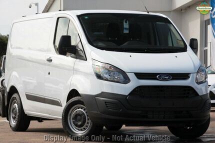 2014 Ford Transit Custom VN 290S Low Roof SWB White 6 Speed Manual Van Mindarie Wanneroo Area Preview