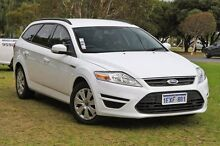 2012 Ford Mondeo MC LX PwrShift TDCi White 6 Speed Sports Automatic Dual Clutch Wagon East Rockingham Rockingham Area Preview