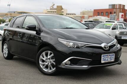 2015 Toyota Corolla ZRE182R Ascent Sport S-CVT Ink 7 Speed Constant Variable Hatchback