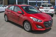 2016 Hyundai i30 GD4 Series II MY17 Active Red 6 Speed Sports Automatic Hatchback Aspley Brisbane North East Preview