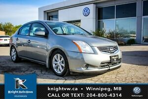 2012 Nissan Sentra 2.0 SR w/ Winter + Summer Tires/Heated Seats