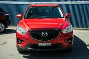 2014 Mazda CX-5 KE1031 MY14 Grand Touring SKYACTIV-Drive AWD Red 6 Speed Sports Automatic Wagon Tweed Heads Tweed Heads Area Preview