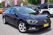 2015 Volkswagen Passat 3C (B8) MY16 132TSI DSG Deep Black 7 Speed Sports Automatic Dual Clutch Sedan Phillip Woden Valley Preview