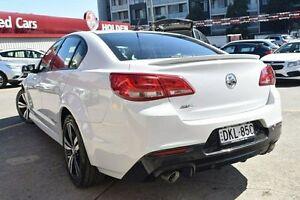 2015 Holden Commodore VF MY15 SV6 White 6 Speed Automatic Sedan Homebush Strathfield Area Preview