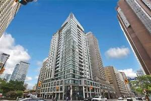 Elegant, Luxurious Condo W/2 Bright Bedrooms At 1121 Bay St