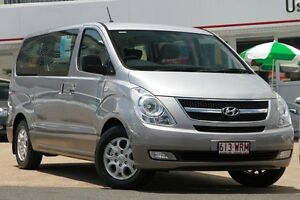 2014 Hyundai iMAX TQ-W MY13 Grey 4 Speed Automatic Wagon Woolloongabba Brisbane South West Preview