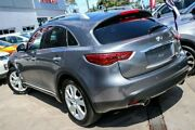 2016 Infiniti QX70 Grey Sports Automatic Wagon Bentleigh Glen Eira Area Preview