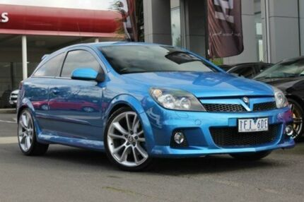 2007 Holden Special Vehicles VXR  Arden Blue Manual Coupe Watsonia North Banyule Area Preview