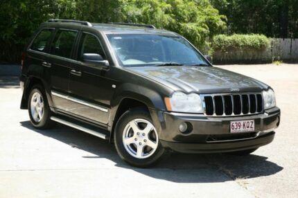 2006 Jeep Grand Cherokee WH MY2006 Limited Khaki 5 Speed Automatic Wagon