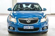 2014 Holden Cruze JH MY14 Z-Series Blue 6 Speed Automatic Sedan Cannington Canning Area Preview