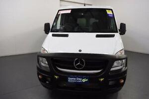 2013 Mercedes-Benz Sprinter NCV3 MY13 316CDI Low Roof MWB 7G-Tronic White Sports Automatic Van