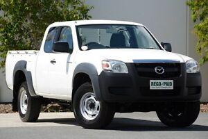 2007 Mazda BT-50 UNY0E3 DX White 5 Speed Manual Utility Robina Gold Coast South Preview