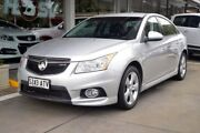 2012 Holden Cruze JH Series II MY13 SRi-V Silver 6 Speed Sports Automatic Sedan North Brighton Holdfast Bay Preview
