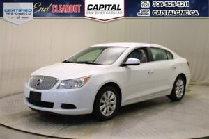 2012 Buick LaCrosse with 1SB