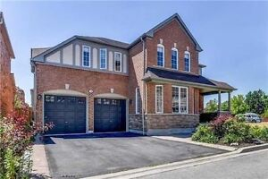Beautiful large family home for rent in Ajax