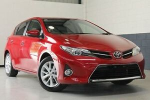 2013 Toyota Corolla ZRE182R Ascent Sport Red 6 Speed Manual Hatchback Nailsworth Prospect Area Preview