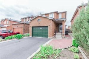 Gorgeous Well Kept Fully Detached All Brick Home In Great Area.