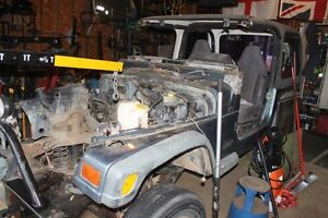 1999 Jeep TJ 4.0ltr Harnesses complete